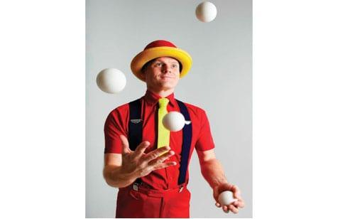 juggle