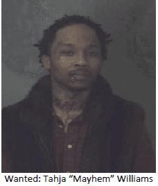 glenwood wanted suspect