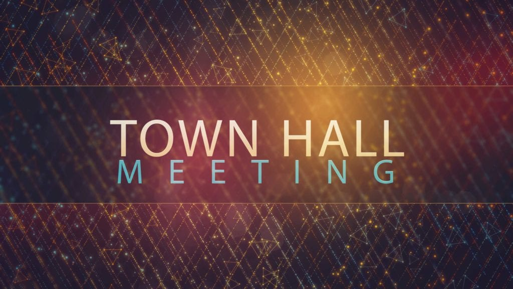 town hall meeting 2
