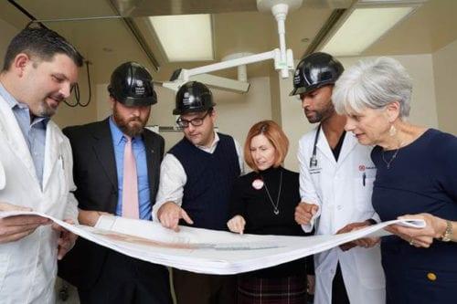DeKalb Medical ER Dept renovation