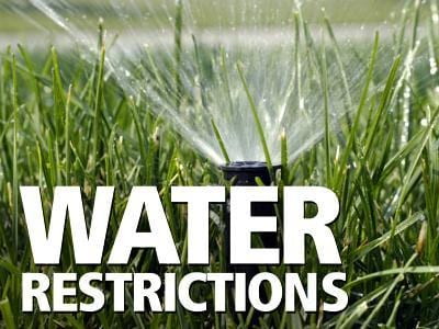 Water Restrictions 400x300