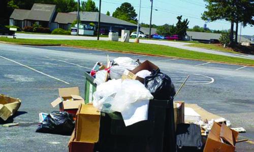 Conyers trash