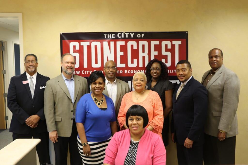 Stonecrest Staff
