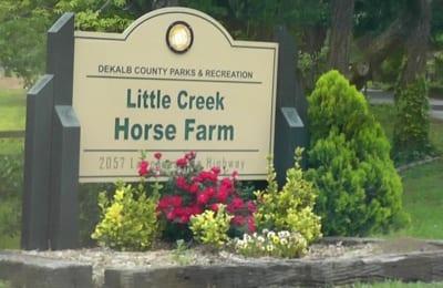 little creek horse farm