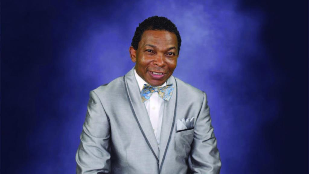 Pastor Steven Dial