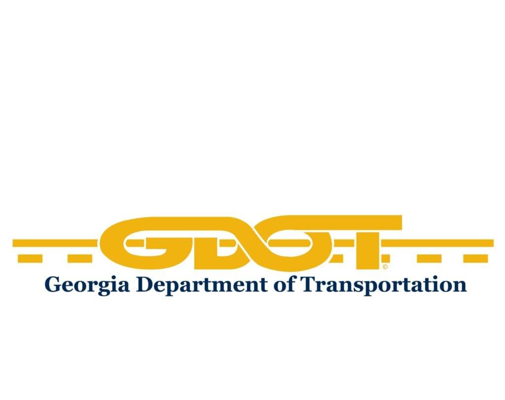 gdot logo transportation