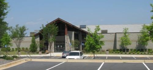 stonecrest library