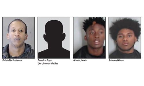 DeKalb Sheriff's investigators arrest four on murder, drug charges
