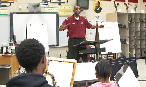 Salem Middle School's Symphonic Band to perform at Carnegie Hall