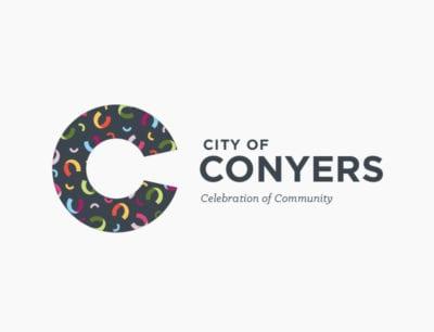conyers city logo