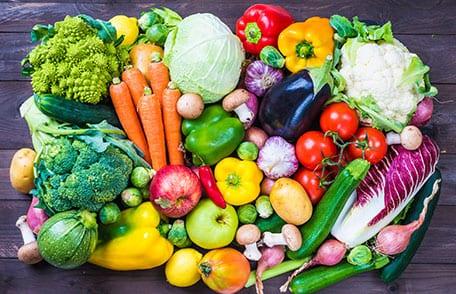 veggies food