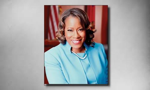 DeKalb County District Attorney Sherry Boston