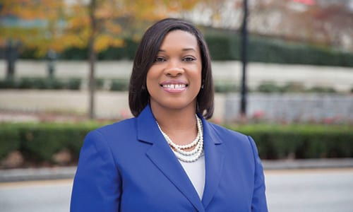 DeKalb County Solicitor-General Donna Coleman-Stribling