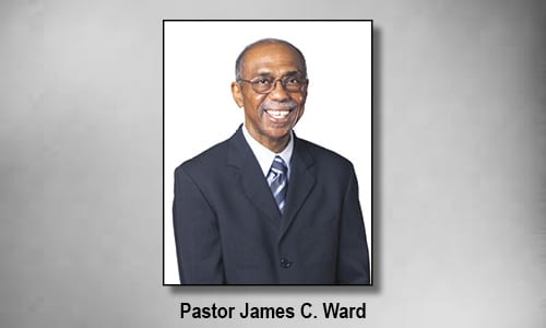 Pastor James C. Ward