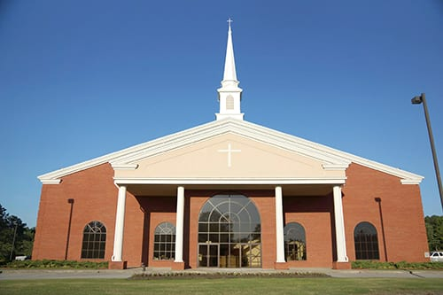 Antioch-Lithonia Missionary Baptist Church