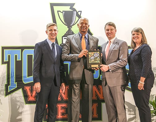 Hank Johnson Named Tourism Champion