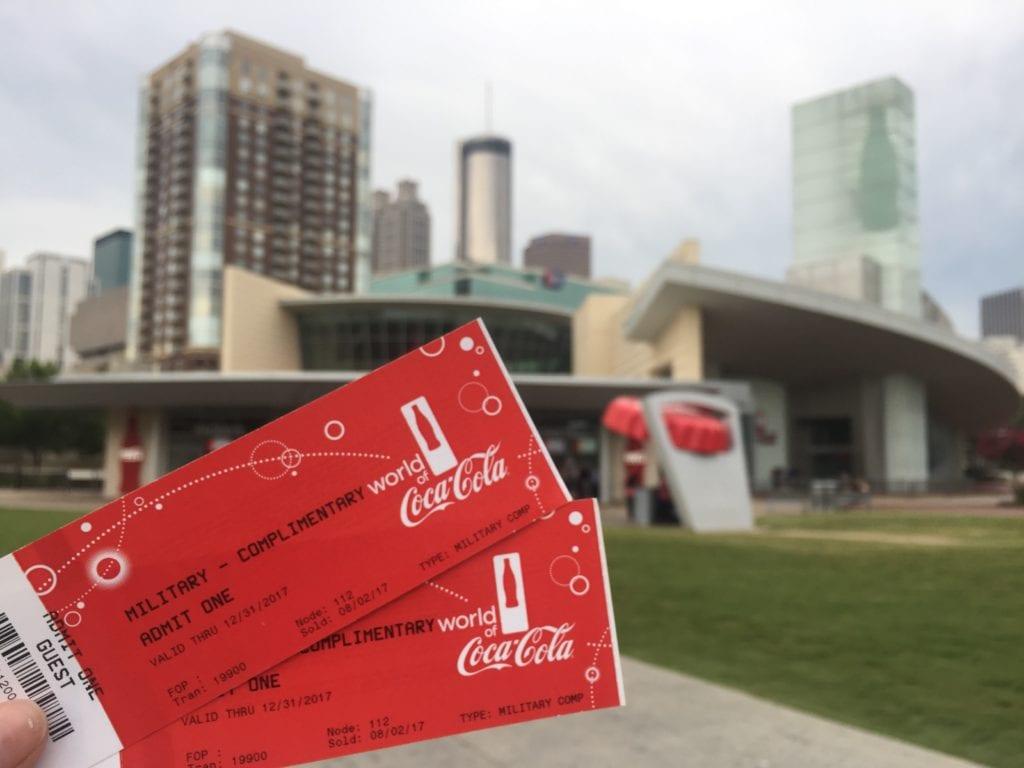 Coca-Cola Veterans Day Offer