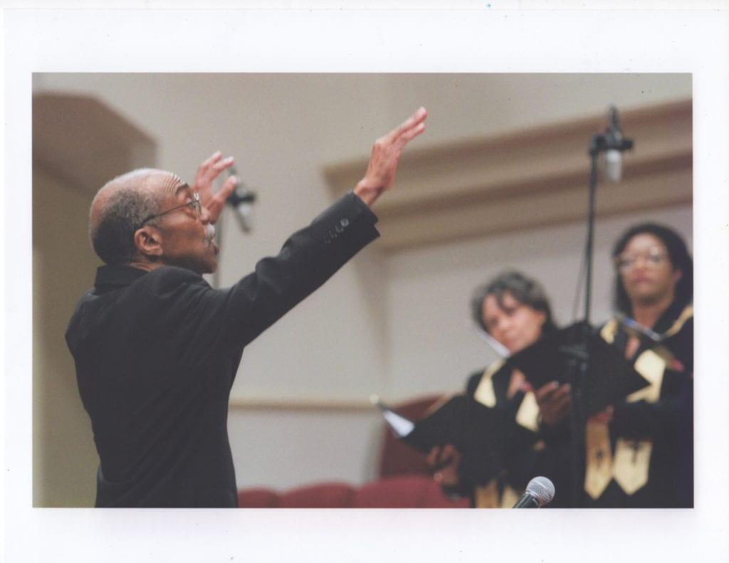 Pastor Ward