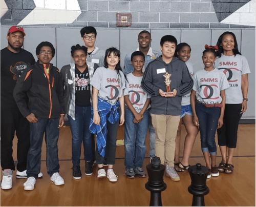 DCSD Chess Fair 2019