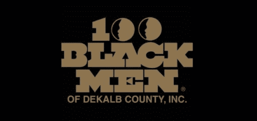 100 Black Men of DeKalb County logo