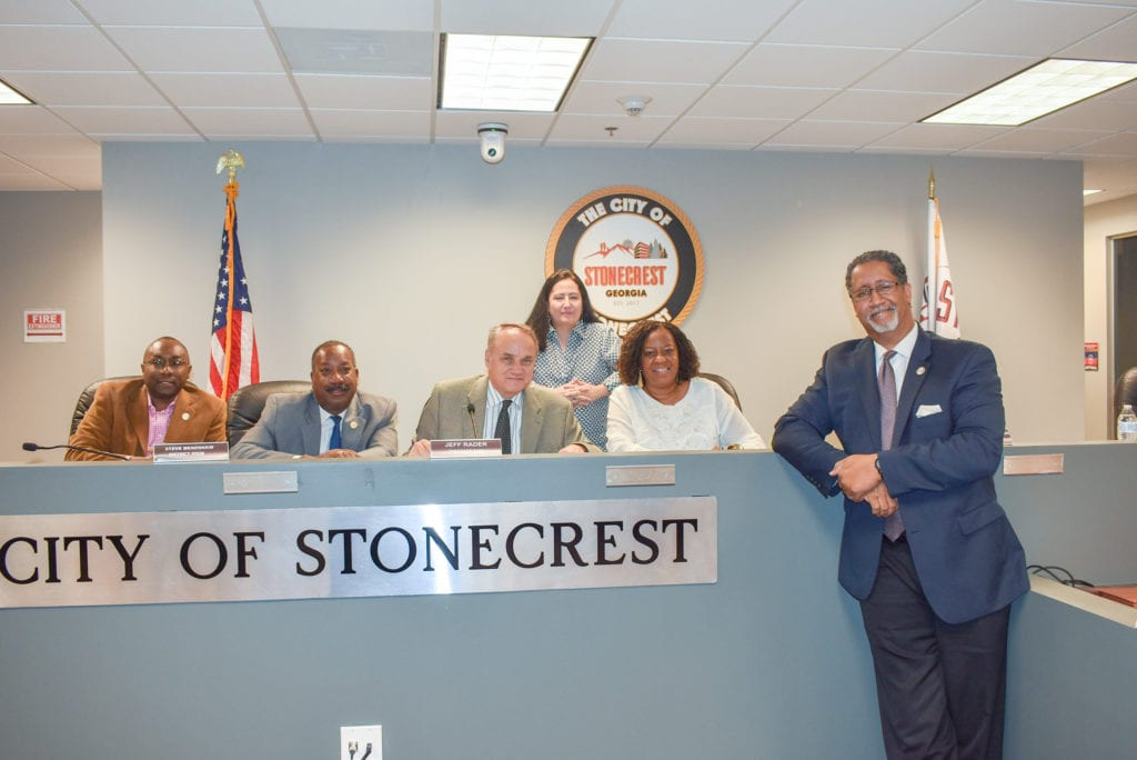Stonecrest BOC Commissioners