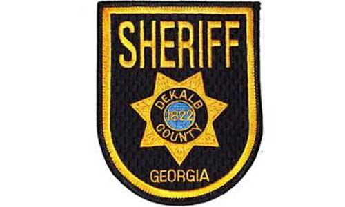 DeKalb Sheriff logo
