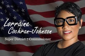 Commissioner Lorraine Cochran-Johnson