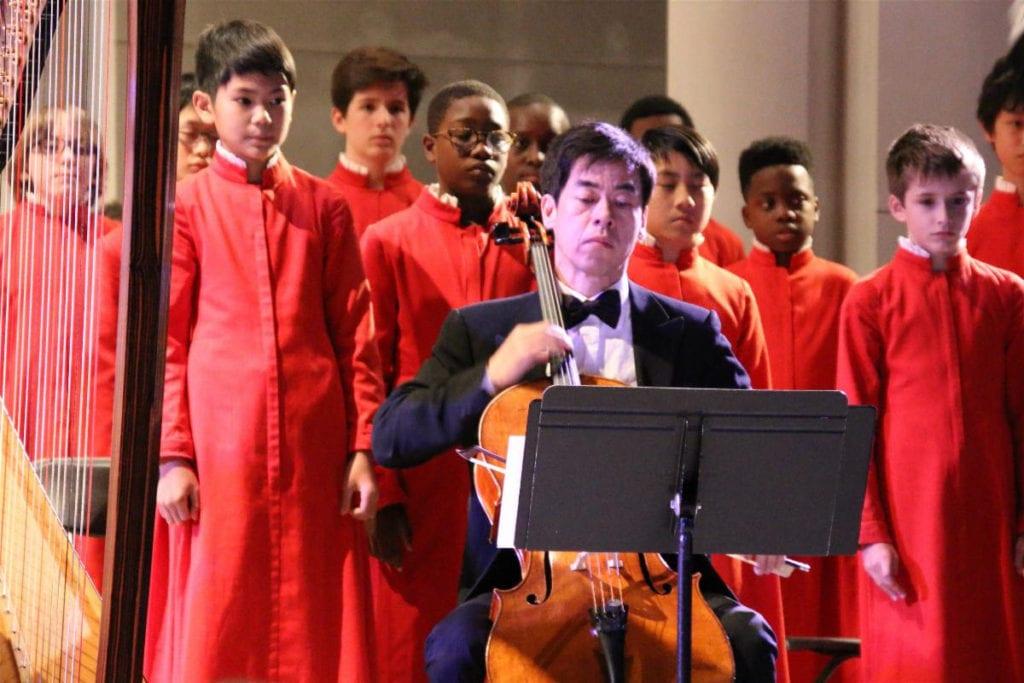 monastery christmas concert 2