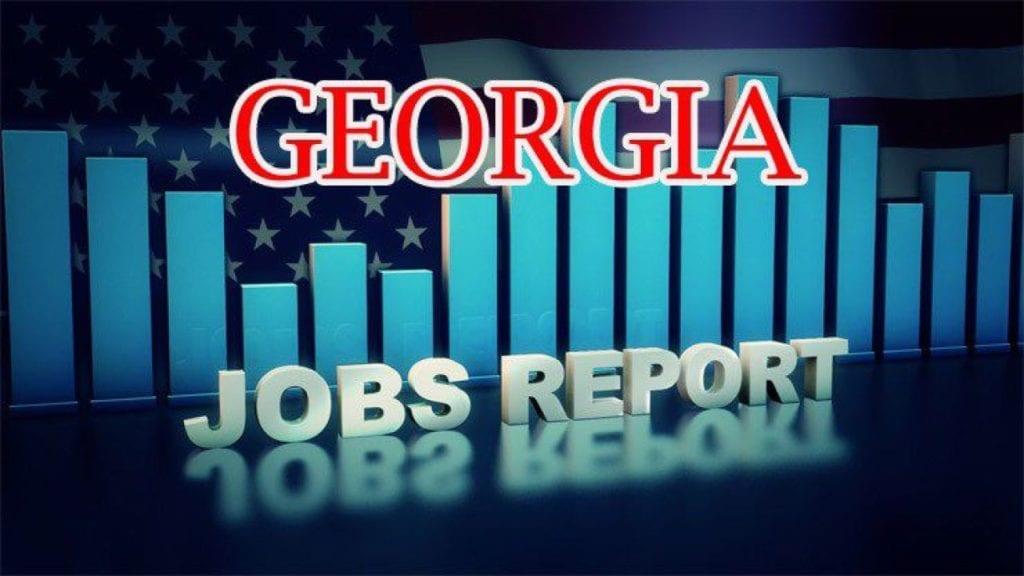 Georgia's unemployment