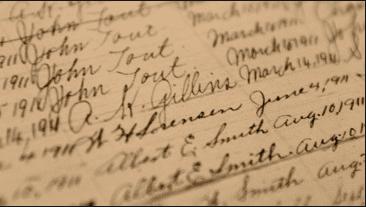 Genealogy symposium