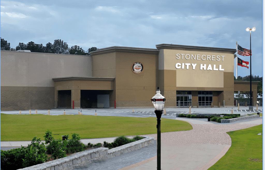 Stonecrest City Hall