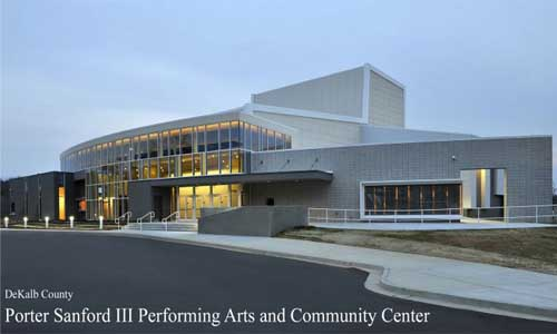 Porter Sanford III Performing Arts 11