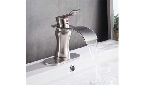 Water faucet 11