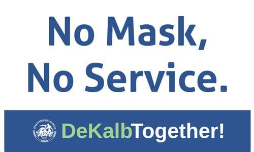 Mask dekalb
