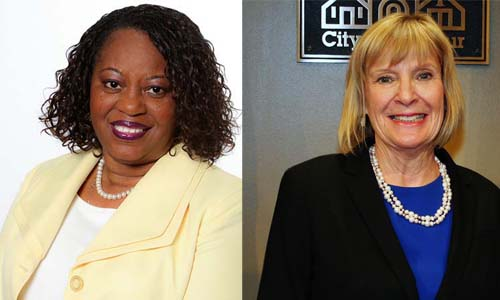 Commissioner Mereda Davis Johnson