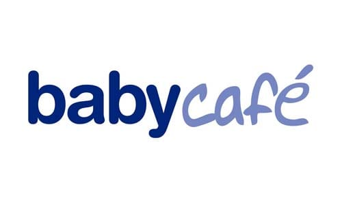 The Baby Cafe logo
