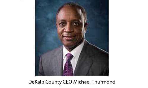 Michael Thurmond 44