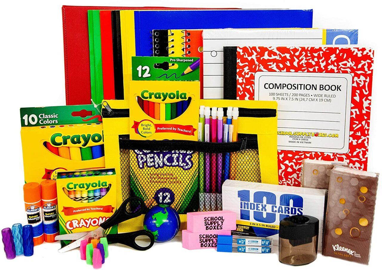 school-supply-collage